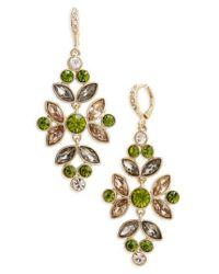 Givenchy - Metallic Sydney Kite Earrings - Lyst