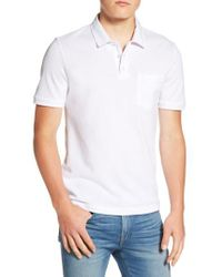 Original Penguin | White Championship Earl Pique Polo for Men | Lyst