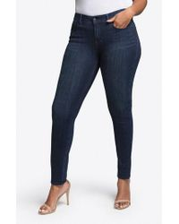 NYDJ - Blue Curves 360 By Skinny Jeans - Lyst