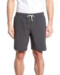 vuori - Gray Kore Shorts for Men - Lyst