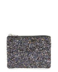 Madewell - Multicolor The Leather Zip Wallet - Lyst