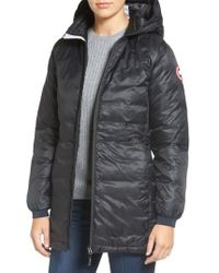 Canada Goose   Black Camp Slim Fit Hooded Packable Down Jacket   Lyst