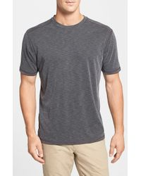 Tommy Bahama | Gray 'paradise Around' Crewneck T-shirt for Men | Lyst