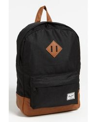 Herschel Supply Co. | Brown 'heritage Mid Volume' Backpack | Lyst