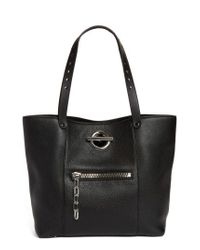 Alexander Wang - Black Riot Matte Leather Tote - - Lyst