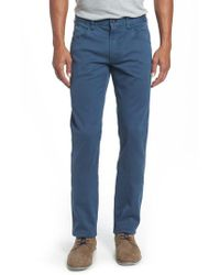 Bonobos | Blue Bedford Carpenter Slim Fit Pants for Men | Lyst