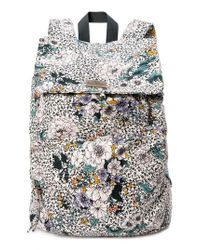 O'neill Sportswear - White Starboard Ditsy Floral Backpack - Lyst