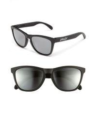 Oakley - Black 57mm Polarized Sunglasses - Lyst