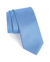 John W. Nordstrom - Blue John W. Nordstrom 'ryder' Silk Tie for Men - Lyst
