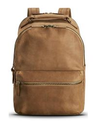 Shinola - Multicolor Outrigger Runwell Backpack - for Men - Lyst