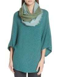 Eileen Fisher - Multicolor Ombre Scarf - Lyst