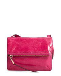 Hobo - Black Glade Leather Crossbody Bag - Lyst