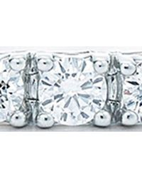 Kwiat Metallic Riviera Diamond Line Bracelet