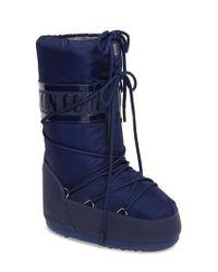 Tecnica - Blue Tecnica Classic Moon Boot - Lyst