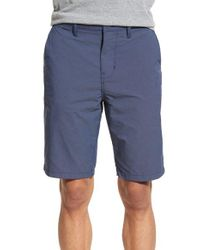 Hurley | Blue 'dry Out' Dri-fit(tm) Chino Shorts for Men | Lyst