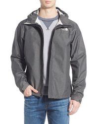 The North Face | Black Venture Waterproof Jacket for Men | Lyst