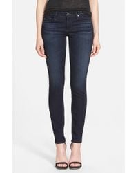 AG Jeans - Blue 'the Stilt' Cigarette Skinny Jeans - Lyst