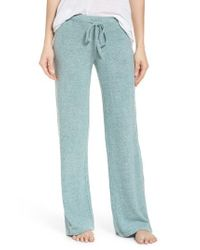 Make + Model - Blue Best Boyfriend Brushed Hacci Lounge Pants - Lyst