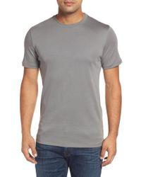 Robert Barakett   Purple 'georgia' Crewneck T-shirt for Men   Lyst