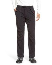 Gramicci - Black 'river G' Stretch Twill for Men - Lyst