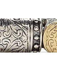 Konstantino - Metallic 'classics' Two-tone Bracelet - Lyst