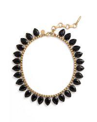 Loren Hope - Multicolor 'sylvia' Crystal Collar Necklace - Lyst