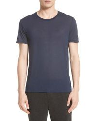ATM - Blue T-shirt for Men - Lyst