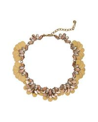 BaubleBar - Metallic Florencia Necklace - Lyst