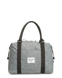 21e842baef02 Lyst - Herschel Supply Co.  strand  Duffel Bag in Black for Men