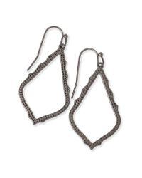 Kendra Scott - Metallic 'mystic Bazaar - Sophee' Drop Earrings - Lyst