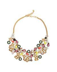 BaubleBar | Pink Eleni Necklace | Lyst