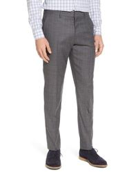 J.Crew - Gray Ludlow Wool Blend Pants for Men - Lyst