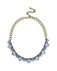 BaubleBar - Multicolor Anelie Statement Necklace - Lyst