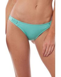 Rhythm - Blue My Cheeky Bikini Bottoms - Lyst