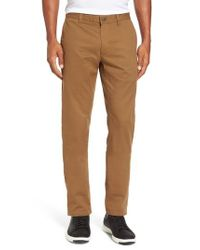 Bonobos | Multicolor Tailored Fit Washed Stretch Cotton Chinos for Men | Lyst