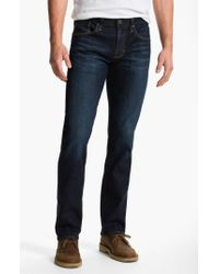 AG Jeans - Blue Jeans 'matchbox' Slim Fit Jeans for Men - Lyst