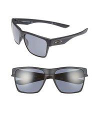 Oakley - Gray Twoface(tm) Xl 59mm Sunglasses for Men - Lyst