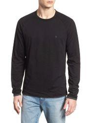 Original Penguin - Black Reversible T-shirt for Men - Lyst