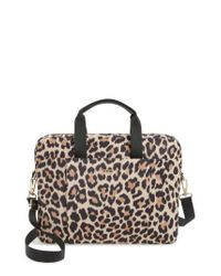Kate Spade | Multicolor Leopard Commuter Bag | Lyst