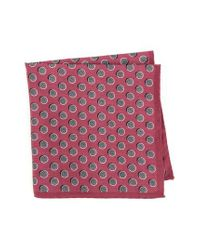 Ted Baker - Multicolor Dot Silk Pocket Square for Men - Lyst
