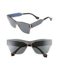 Balenciaga - Gray 67mm Sunglasses - - Lyst