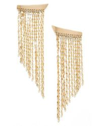 Lana Jewelry | Yellow Fringe Drop Earrings | Lyst
