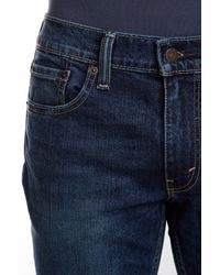 "Levi's | Blue 511 Slim Fit Jean - 30-34"" Inseam for Men 