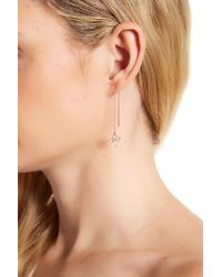 Rebecca Minkoff | Natural Evil Eye Threader Earrings | Lyst