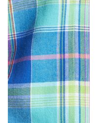 Lauren by Ralph Lauren - Blue Notch Collar Pajamas - Lyst