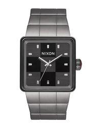 Nixon - Multicolor Men's Quatro Watch, 36mm for Men - Lyst
