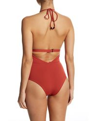 Tavik - Red Emme One-piece Swimsuit - Lyst