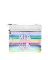 MIAMICA - Multicolor Rainbow Bikini Bag - Lyst