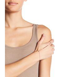 Gorjana | Metallic Bali Ring-to-wrist Bracelet | Lyst