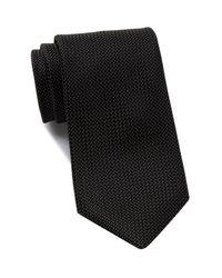 Nordstrom - Black Silk Harper Solid Tie for Men - Lyst